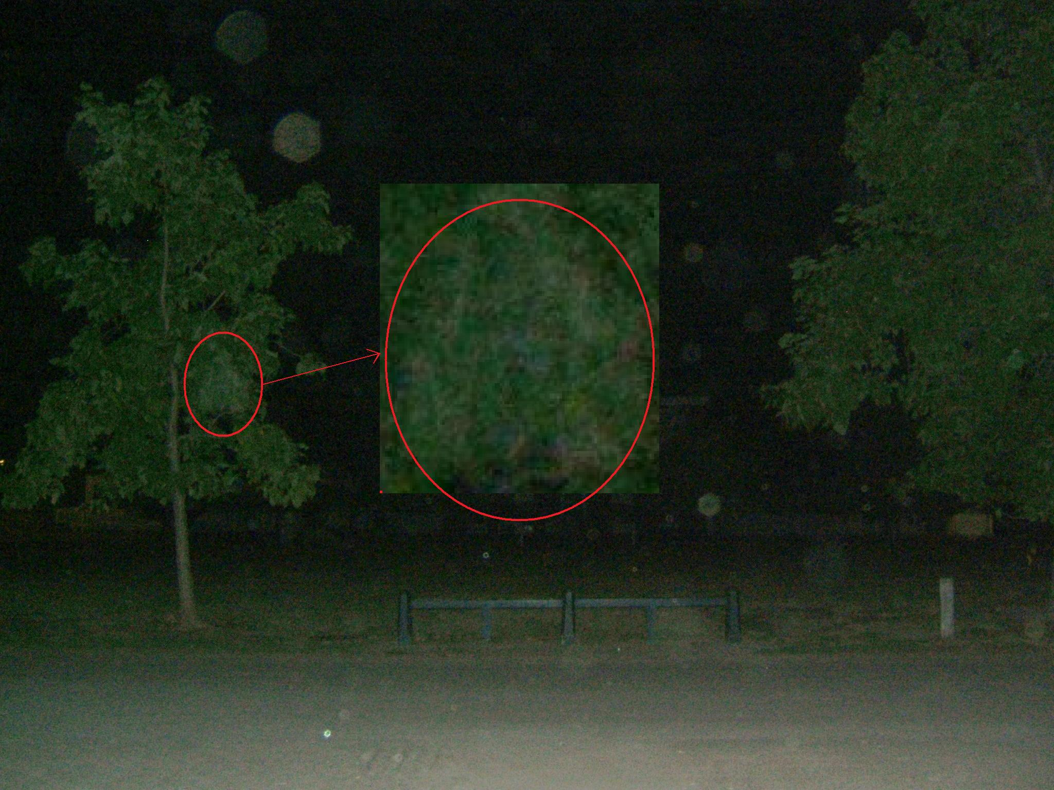 Ghost Caught On Tape Ghostly Figure Captured At Ghost Walk