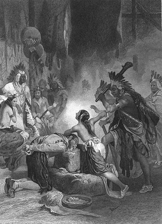 pocahontas saving john smith
