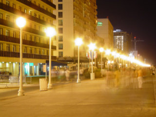 Join Me For A 1 4 Hour Walk Down The Eerie Boardwalk Of Virginia Beach Illuminated By Lantern S Glow Past Restless Spirits Who Have Yet To