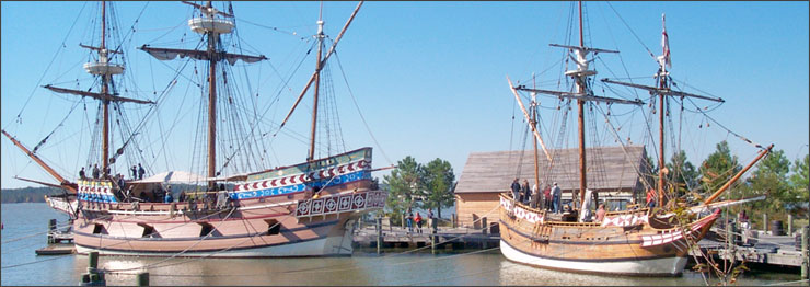 Colonists' Ships